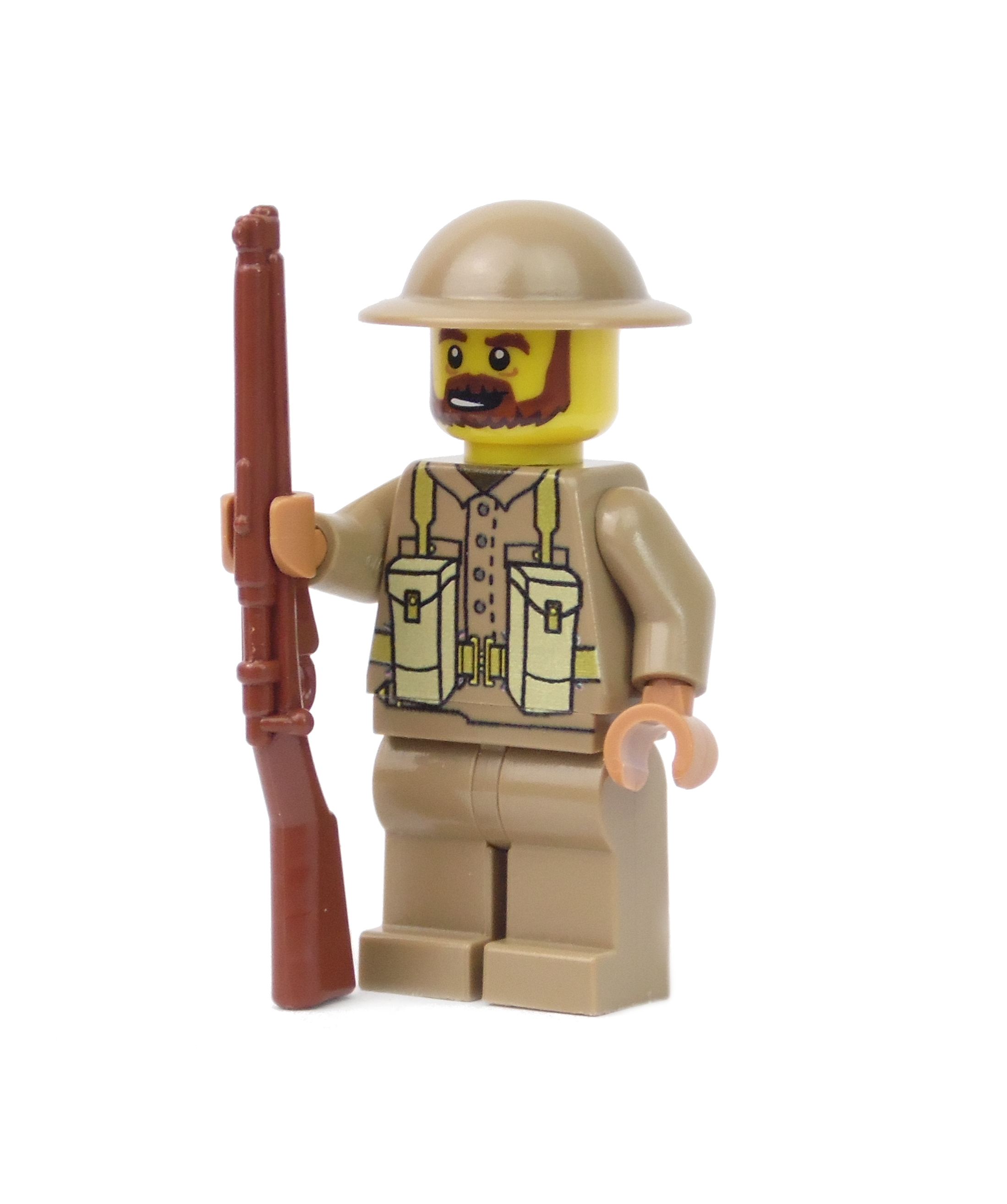 British Soldier with Lee Enfield